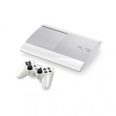Sony PlayStation 3 Slim 500 ГБ CECH-4212C White