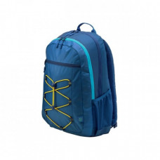 Backpack HP 15.6 Active Blue/Yellow